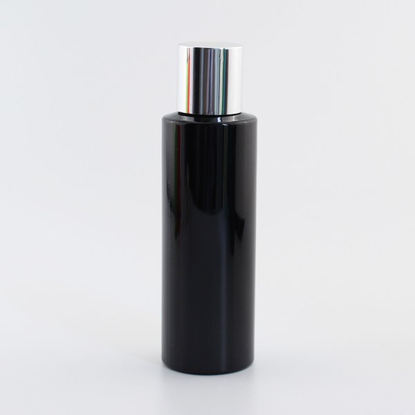 120ml 120ml Siyah PET Şişe