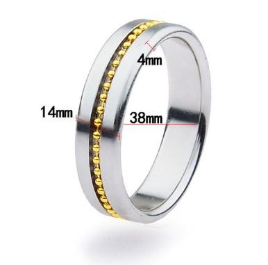 Gold 38mm