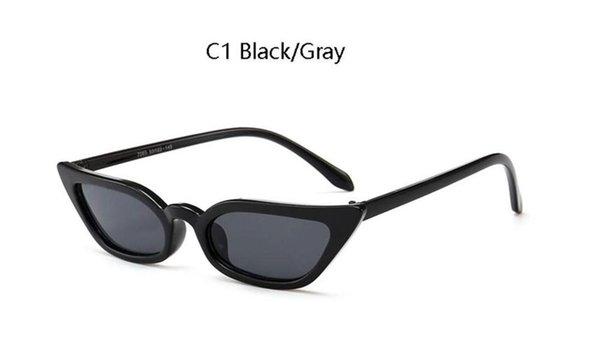 C1 Balck серый