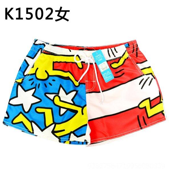 Pantalones K1502 Beach para las mujeres
