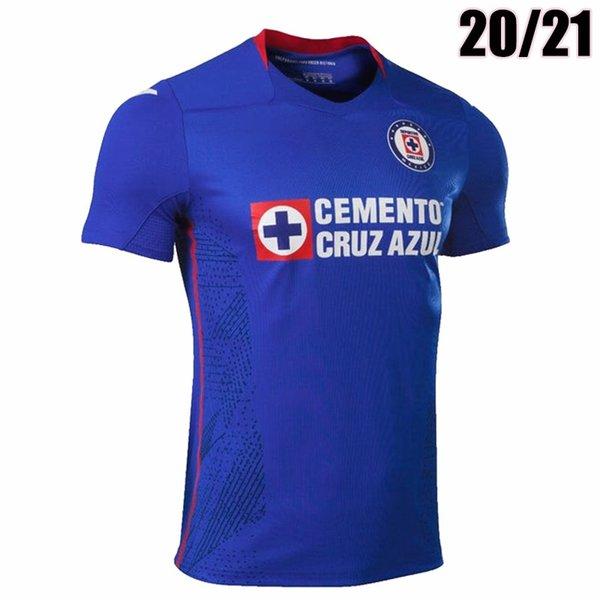 Cruz Azul 2021 Home Blue