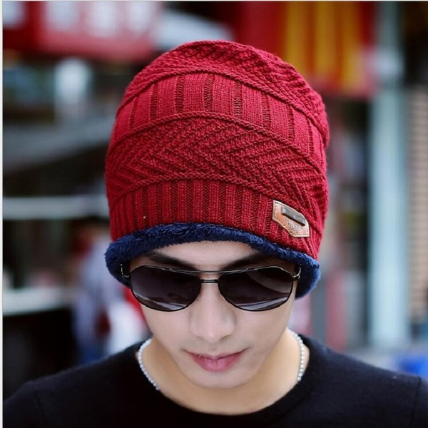 wine red-only hat elastic