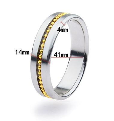 Gold 41 mm