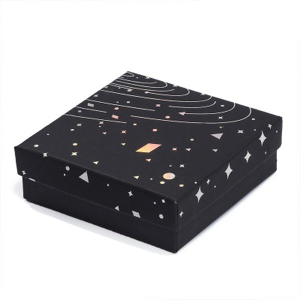Siyah Starry Sky-7cmx7cmx3cm