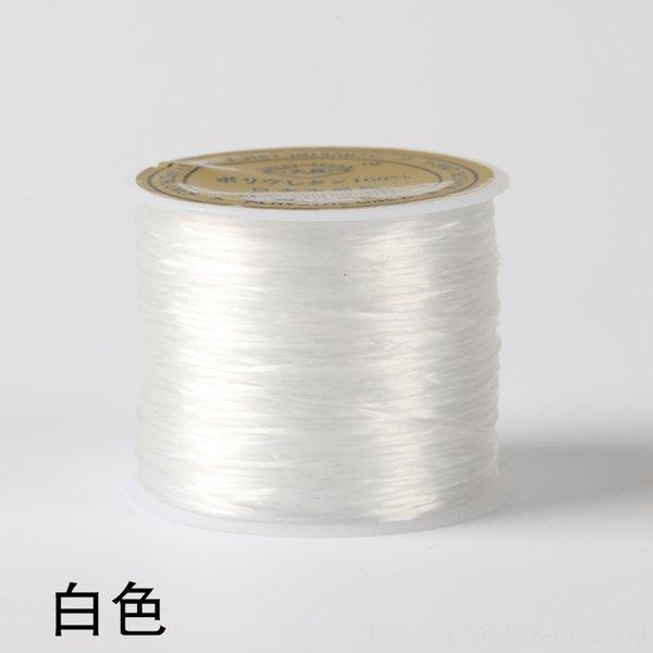 Bianco-importato Stretch linea (50 M)