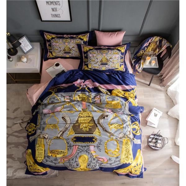 5 pcs bedding set