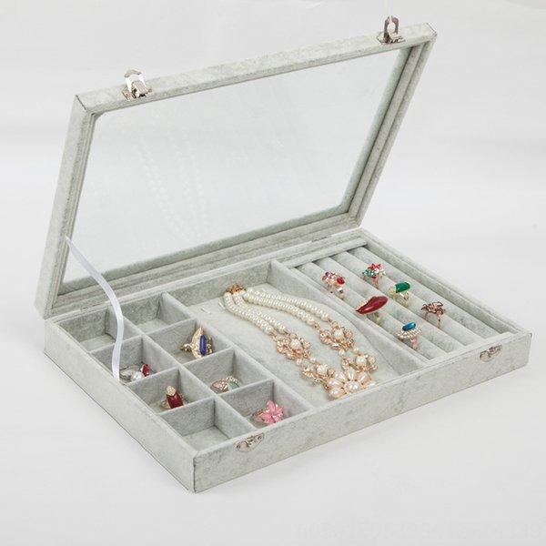 3-in -1 Bijoux non-désassembler Box-35x2