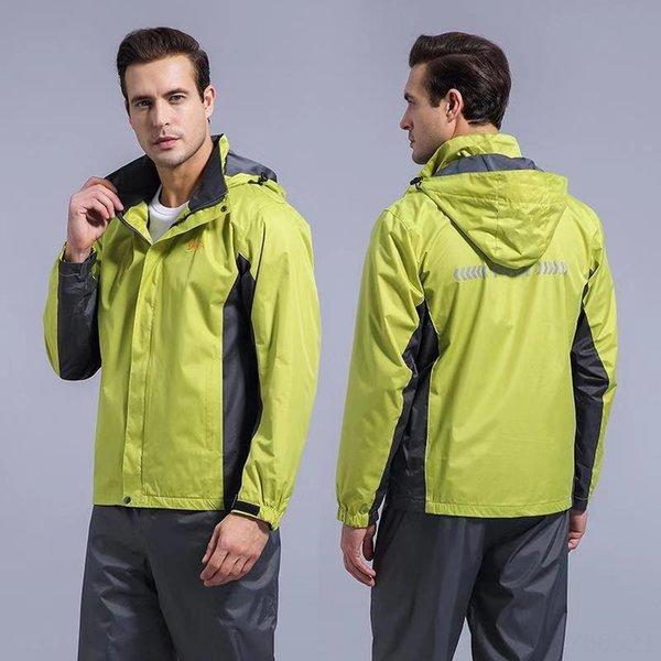 Jacket Sem Brim-fruta verde Suit