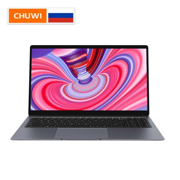 top popular CHUWI Original AeroBook Plus 15.6inch Laptop 4K UHD Display Intel -6287U 8GB RAM 256GB SSD PD2.0 Quick Charge Ultra Thin Body 2020