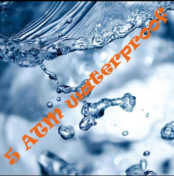 Add 5 ATM waterproof