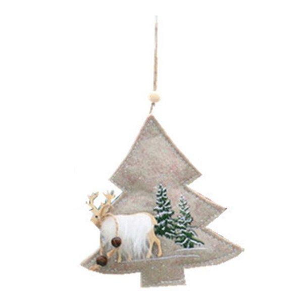 gris del árbol de navidad de China