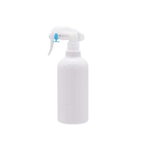 500ml White Trigger Bottle Plastic