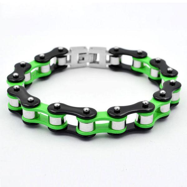 Preto-verde-19,5 centímetros