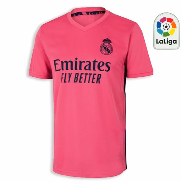 2020 Real Madrid via con Laliga
