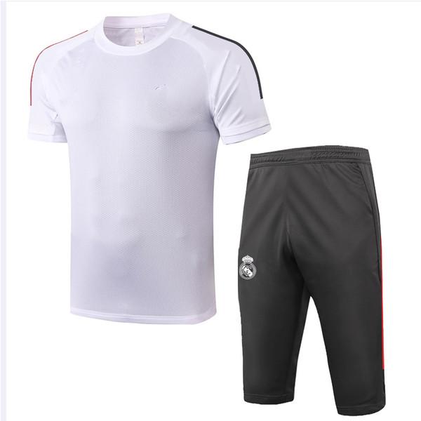 Kit à manches courtes blanches D281 # 2021