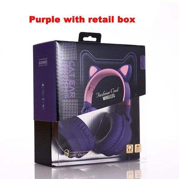 Purple - retailbox