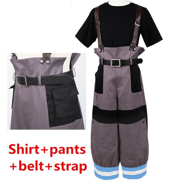Pantaloni T-shirt Belt