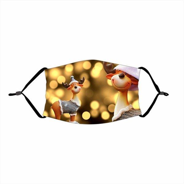 Maschera di Natale 16