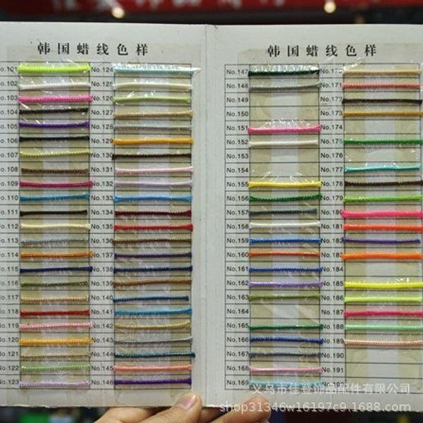 372-Plus Couleur Référence Couleur carte Orde