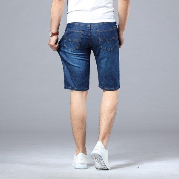 009 Pantalon bleu foncé