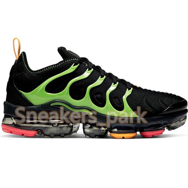 # 25- verde elétrico preto