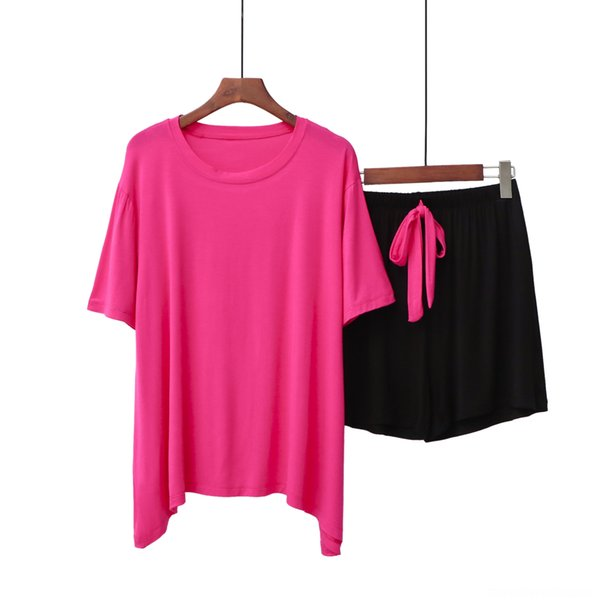 Pantalones Rose Red Top Negro