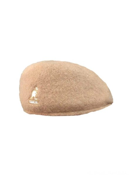 Khaki Wool White Label-L (58-60cm)