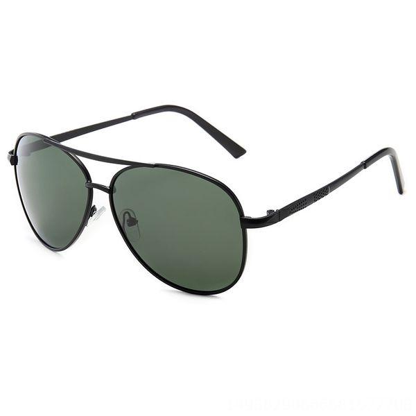 Black Frame verde escuro - 100