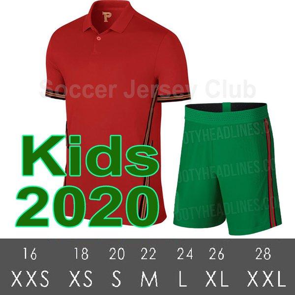 2020 Kinder nach Hause