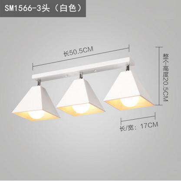 blanco 3 luces