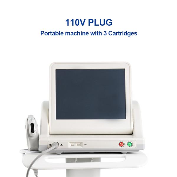 110V 3 Cartridges