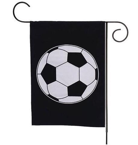 # 3 di tela monogramma bandiera