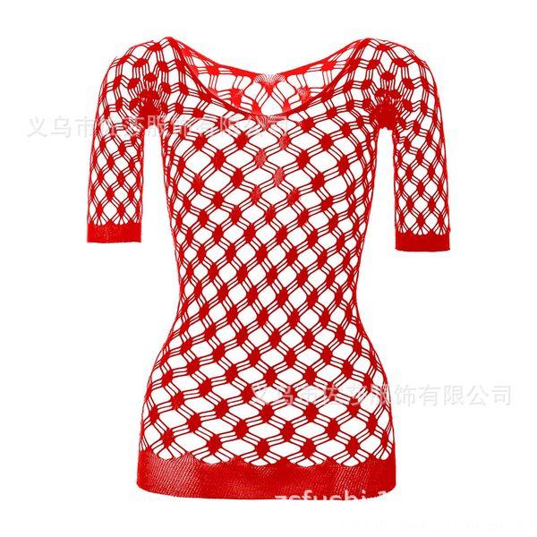 Dimensioni semplice Big Red-media Outfit + Col