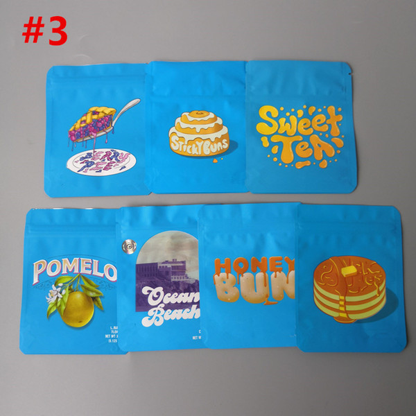 Mélanger les cookies bleu # 2 au hasard