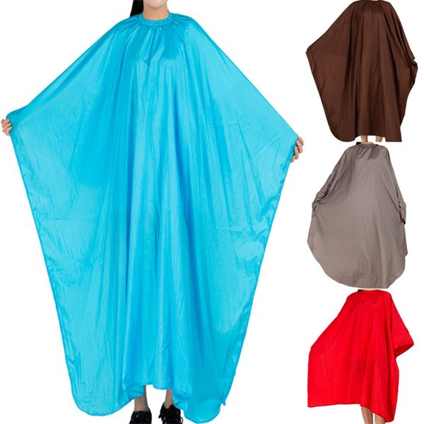 Wholesale air cape for sale - Group buy air Coloring Products Wrap Pro Salon Antistatic Haircut Gown Colors Available Hairdressing Nylon Cloth Barber Cape High Quality H