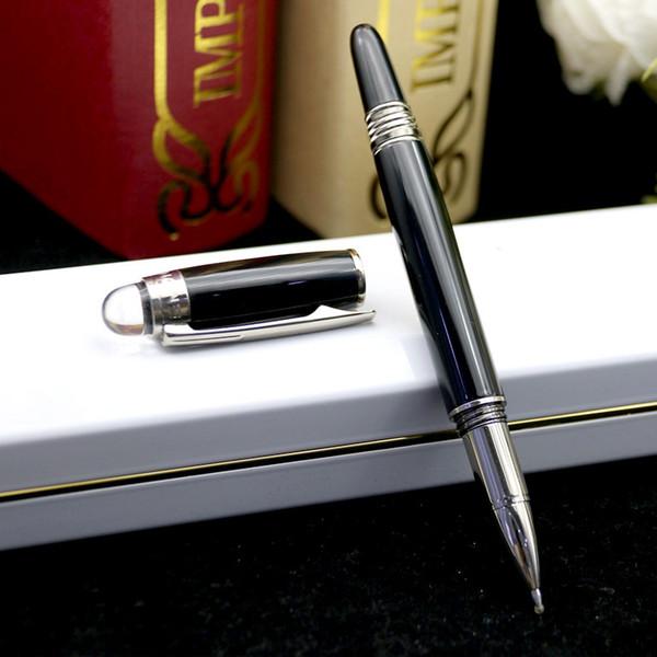 A +++ Black Roller Pen