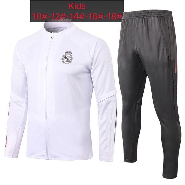 E496# 2021 White Long zipper kit