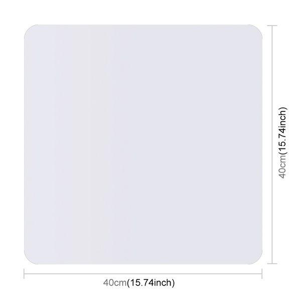 40x40cm белый цвет