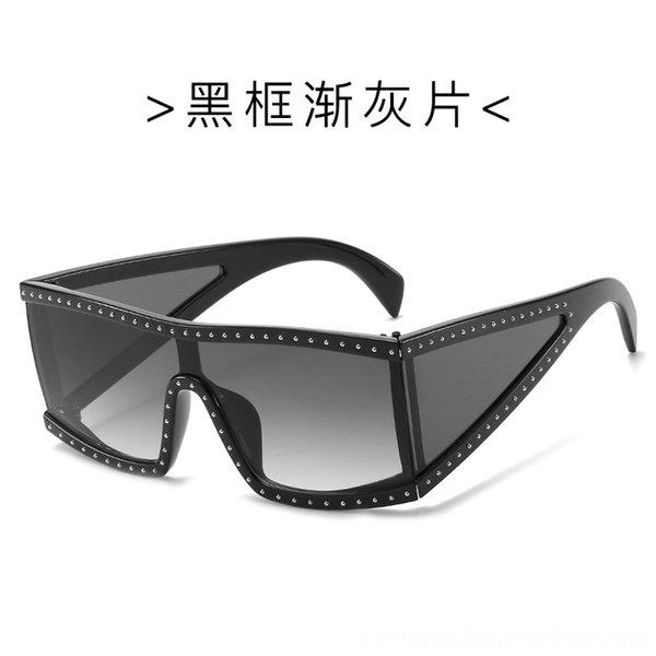 C2. Black Frame Gradually Gray Sheet