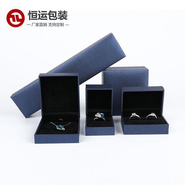 Blue-collar de caja