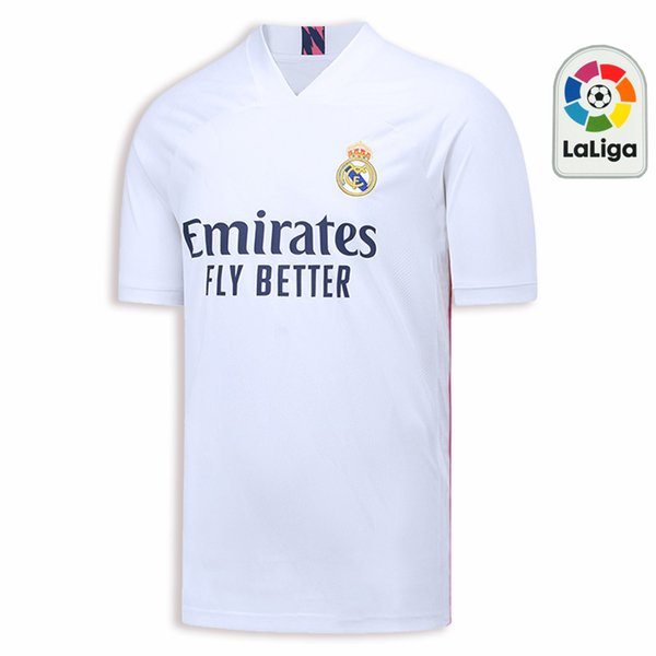 2020 Real Madrid Casa con Laliga
