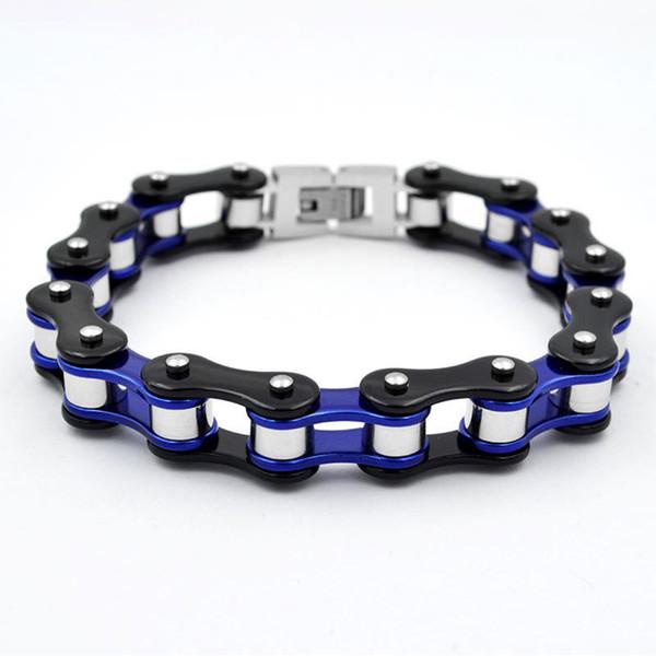 Black-blue-21 centímetros