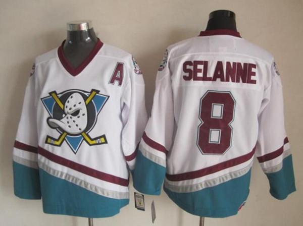 # 8 Selanne blanco