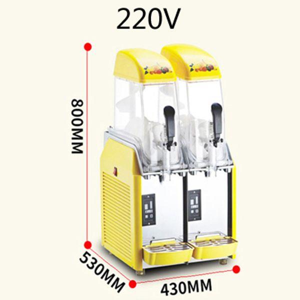 Doble tarros 220V