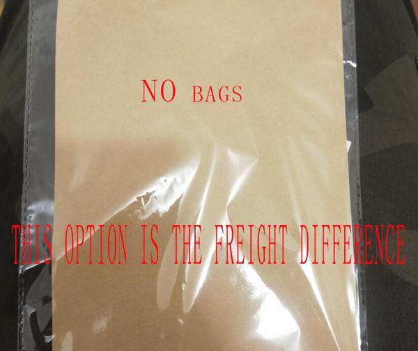 Hiçbir çantalar 【almayın】