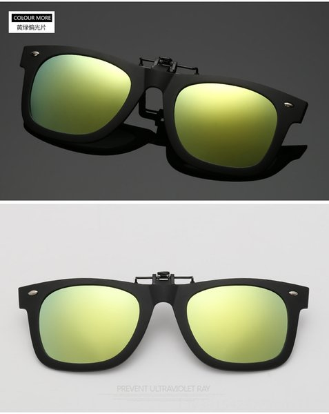 Gelb-grüner Polarizer