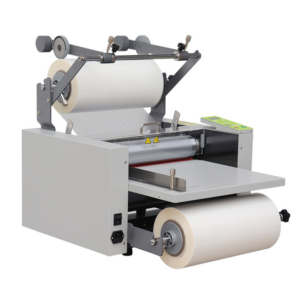 best selling Made In China Printing Shop High Quality Automatic Hot Cold Laminator One Side Laminating Machine for Books
