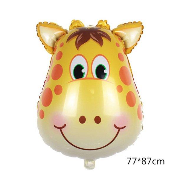 S04 Giraffee-1pcs