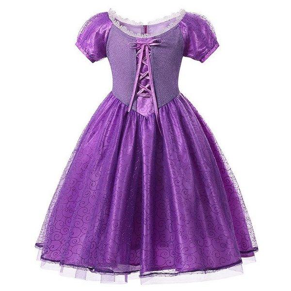 Rapunzel Kleid ein