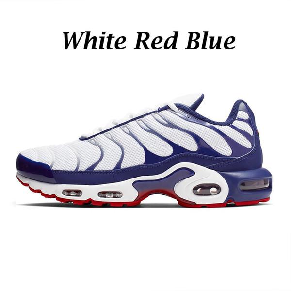 Beyaz Kırmızı Mavi